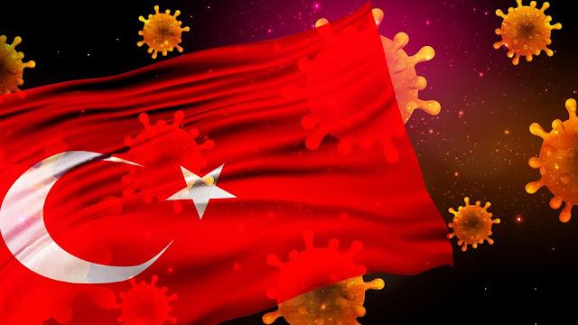 Τουρκία-κορωναϊός: Έσπασε το φράγμα των 10.000 νεκρών