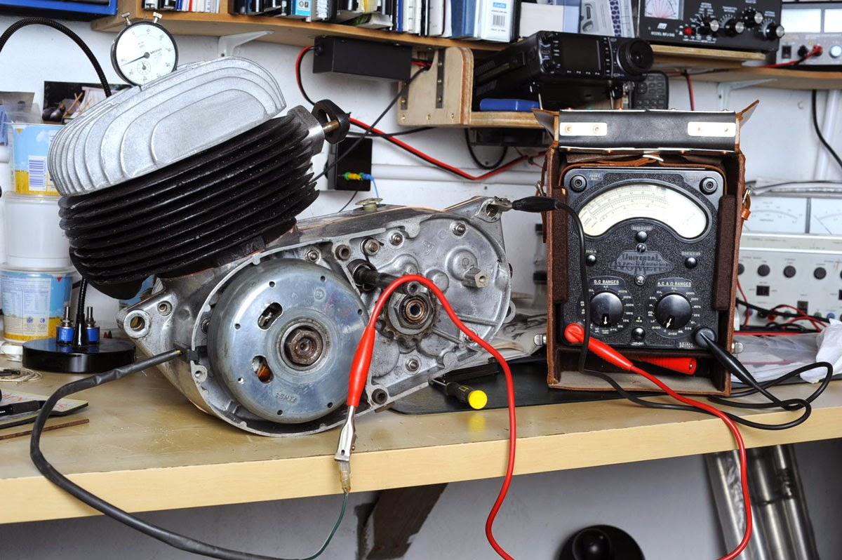 Bultaco Wiring | Wiring Diagrams