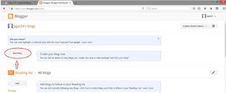 Cara Membuat Blog Praktis Di Blogspot