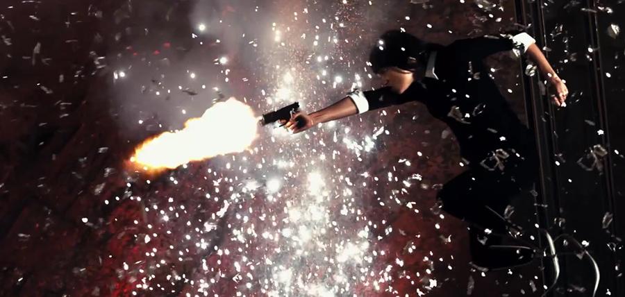 Acţiune stilizată în Kingsman: The Secret Service