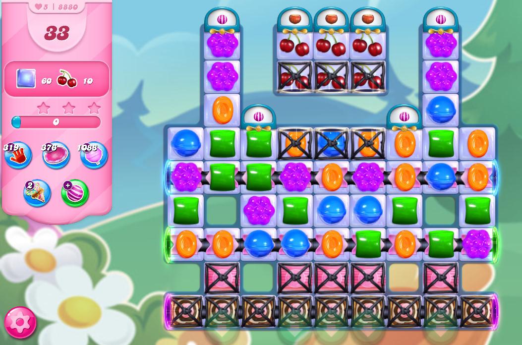 Candy Crush Saga level 8880