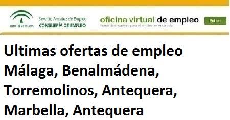 Málaga, Lanzadera de Empleo Virtual