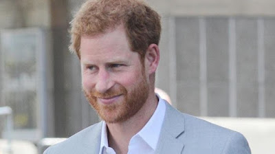 Pangeran Harry, Duke of Sussex, Inggris