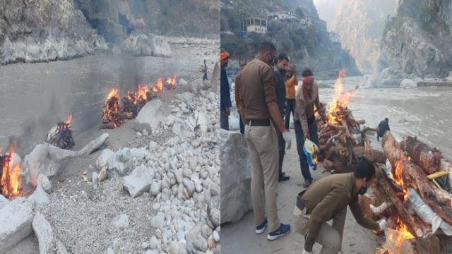 चमोली आपदा: अलग-अलग क्षेत्रों से 67 शव एवं 28 मानव अंग बरामद, राहत बचाव कार्य जारी