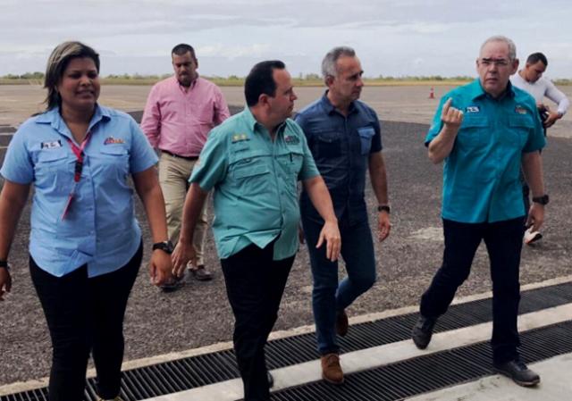 Inauguran centro de empaquetado de los Clap en Ciudad Guayana