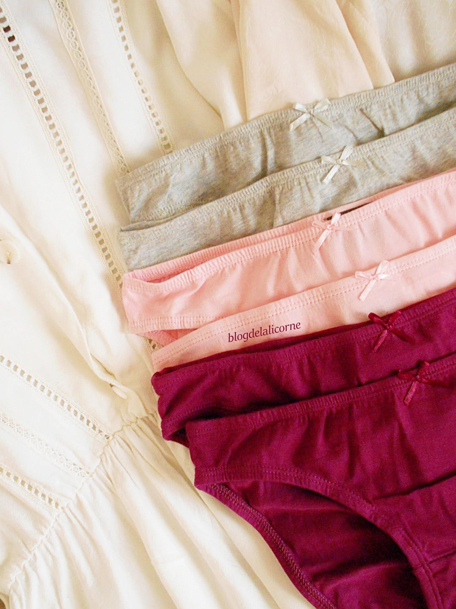 Sada bavlnených nohavičiek Bonprix