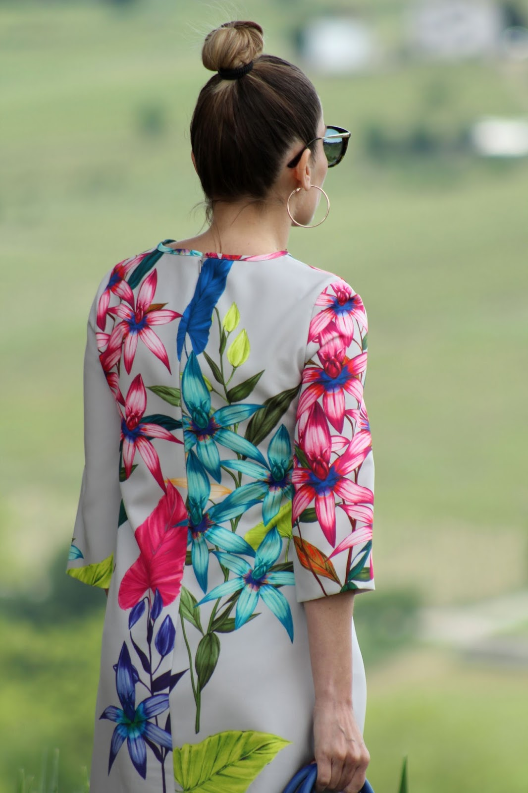 Come indossare un floral dress - Eniwhere Fashion - Imperial