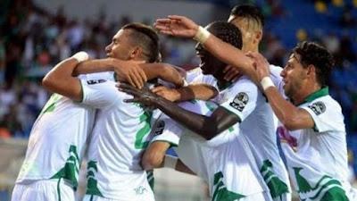 مشاهدة مباراة الرجاء والدفاع الجديدي بث مباشر اليوم 9-6-2019 في الدوري المغربي