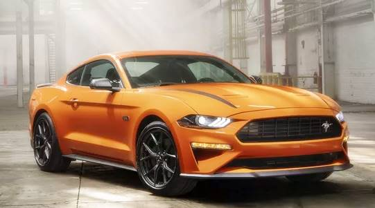 2020 Ford Mustang Ecoboost High Performance Package HP
