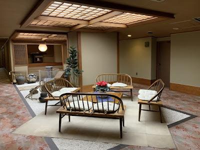 3階の談話スペース