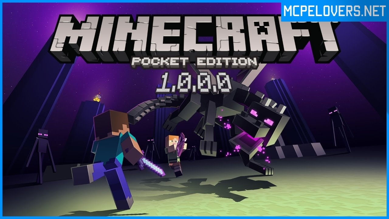 Download Minecraft: Pocket Edition v1.0.0.0 BETA