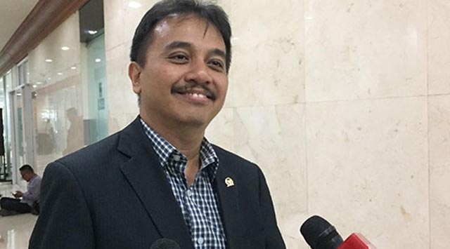 Roy Suryo Polisikan Eko Kuntadhi soal Pencemaran Nama Baik