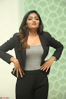 Actress Eesha Looks gorgeous in Blazer and T Shirt at Ami Tumi success meet ~  Exclusive 125.JPG