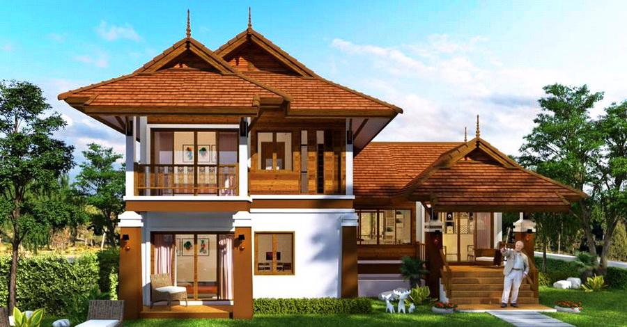 50 Beautiful Thai Home Design Inspirations - TRENDING ...