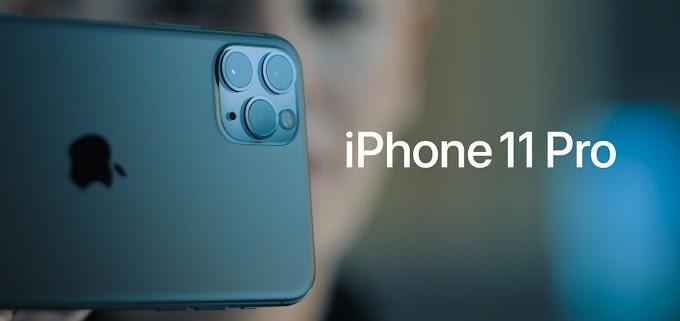 Sorteio de um iPhone 11 pro!