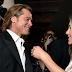 Brad Pitt y Jennifer Aniston, cómplices en el backstage de los premios SAG