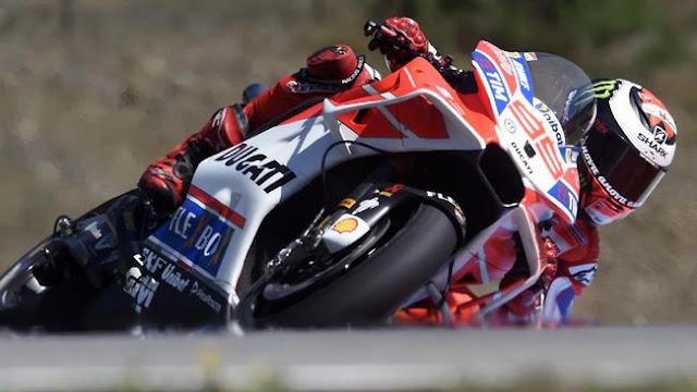 Jorge Lorenzo Jadi Pebalap Paling Sial di GP Rep.Ceko
