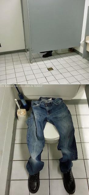 Witzige Bilder Toilette besetzt - Humorvolle Ideen