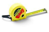 alat ukuran besaran fisika panjang rollmeter