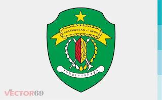 Logo Provinsi Kalimantan Timur (Kaltim) - Download Vector File SVG (Scalable Vector Graphics)