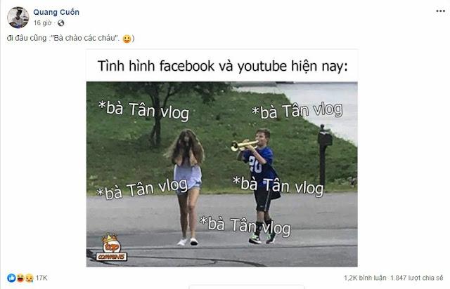 Bà Tân Vlog là ai mà cộng đồng YouTube Việt Nam liên tục nhắc tên trong ngưỡng mộ?