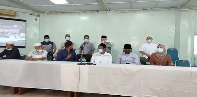 Kasus Belum Jelas, Keluarga Laskar Korban KM 50 Gelar Muhabalah