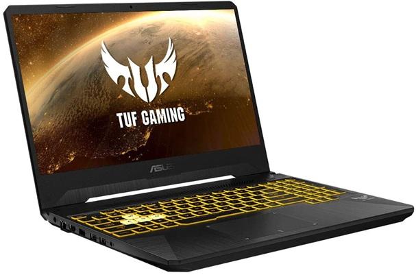 ASUS TUF Gaming FX505DT-BQ051: análisis