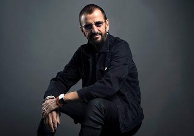 Ringo Starr posa en Nueva York (2016)