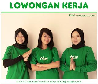Lowongan Kerja Surabaya 2019 di PT. Nusantara Berkah Digital