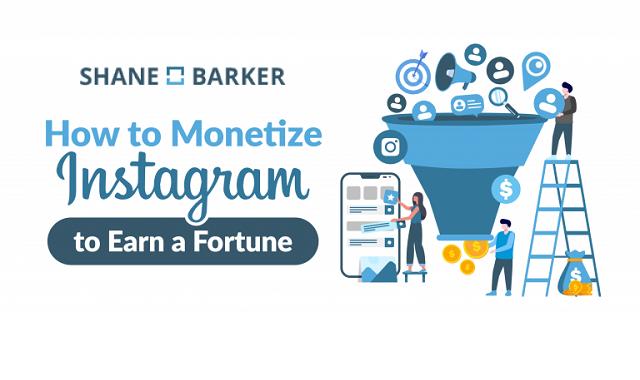 Strategies to monetize your Instagram account