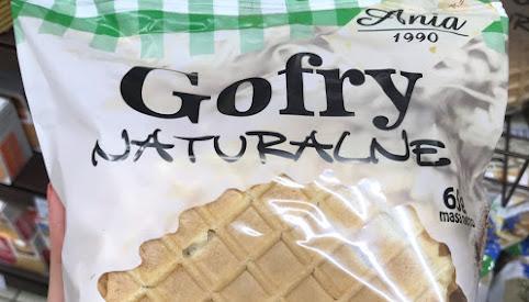 Gofry naturalne, Ania