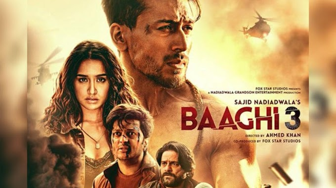 Baaghi 3 2020 Full Movie Free Download Movie Wale