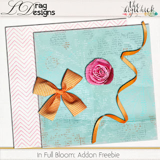 Creative Team for LDrag Designs -    Photofocus Templates Vol.6 and In Full Bloom and Coordinating Freebie