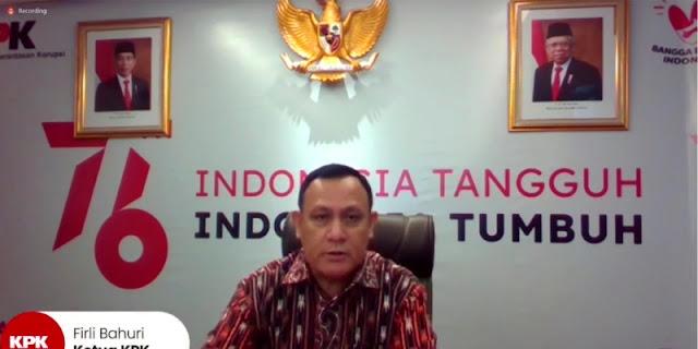Singgung Kasus Bupati Probolinggo, Firli Bahuri: Kepala Desa Saja Dijual Belikan, Bagaimana Layanan Publik Optimal?