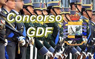 Bando di concorso GDF - www.adessolavoro.com