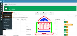 edit data siswa capesun di emis madrasah