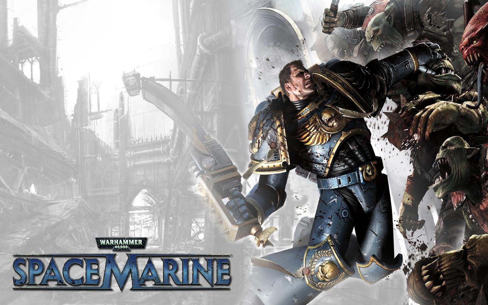 Warhammer 40k Space Marines: Internet Zone: WARHAMMER 40K