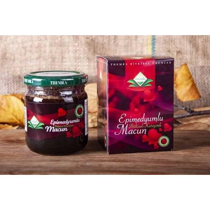 Epimedium Macun: Αφροδισιακό μείγμα βοτάνων 240gr