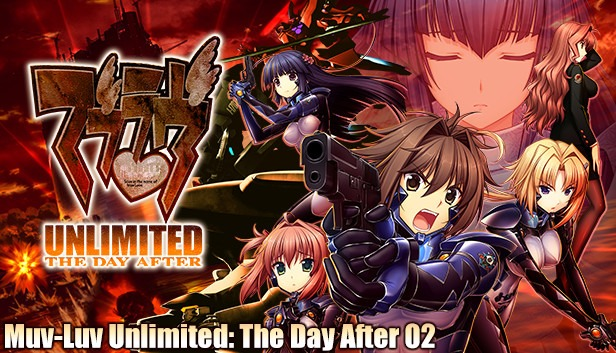 [TDA02] Muv-Luv Unlimited THE DAY AFTER Episode 02