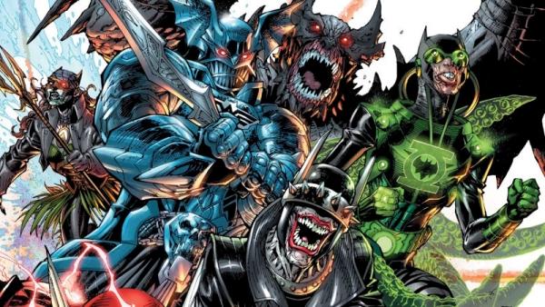 7 Batman Jahat di Dark Night: Metal. Mana yang Kamu Suka?