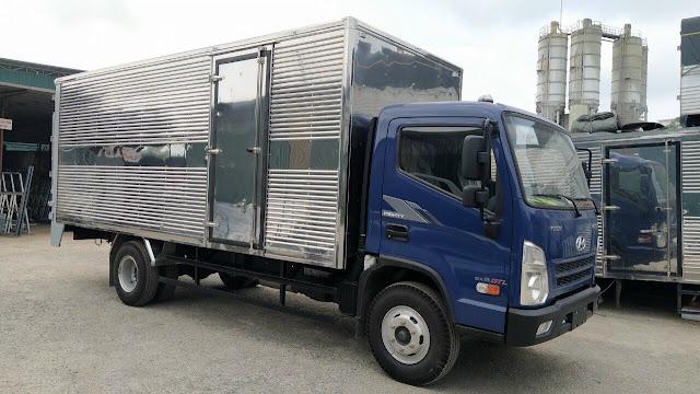 Hyundai EX8 gan bung nang ha thung kin