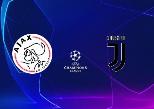 Ajax vs Juventus Full Match & Highlights 10 April 2019