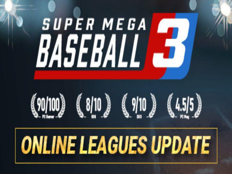 Download Super Mega Baseball 3 Game PC Free