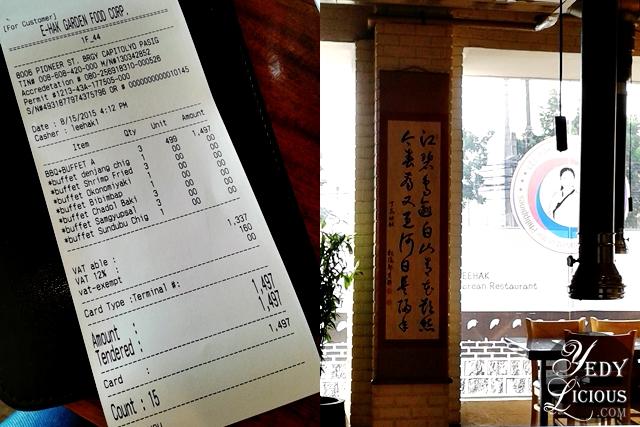 Lee Hak BBQ Korean Buffet, The Legendary Korean Restaurant