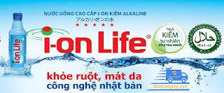 giao nước ion life
