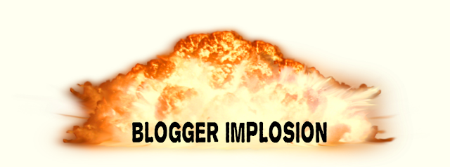 blogger esplosione blog blogging