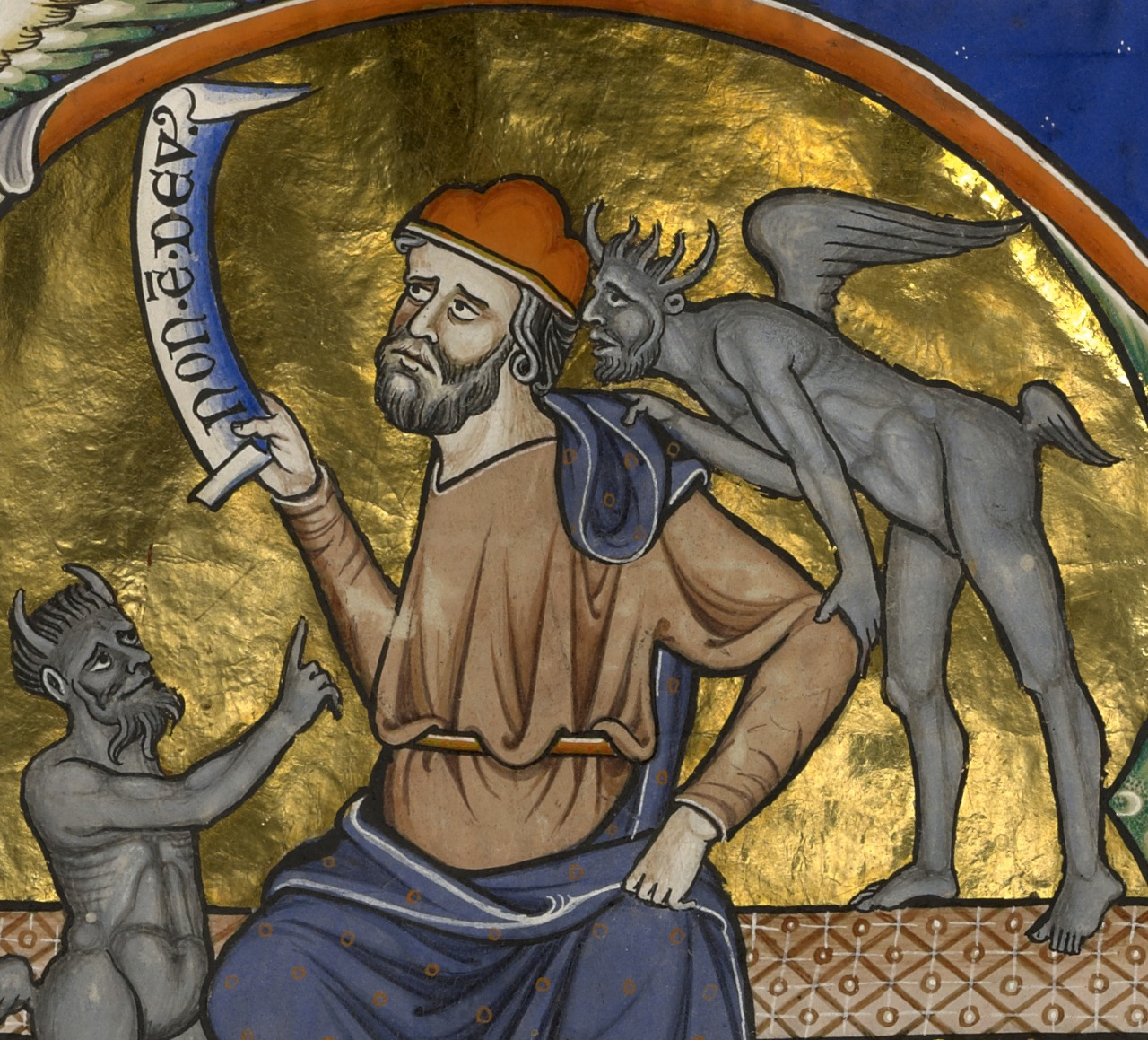 Средневековые картинки с прикольными