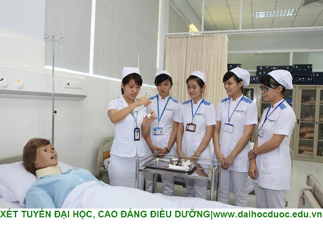 Đại học Điều dưỡng
