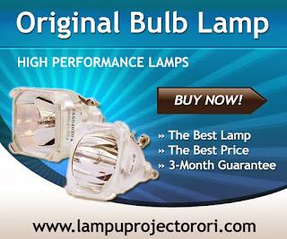 lampu projector optoma murah