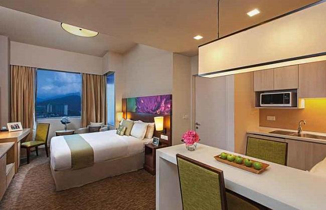 Hotel Somerset Kuala Lumpur